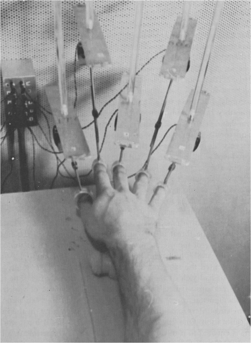 hearing glove