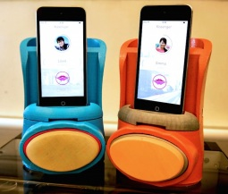 Imagining Remote Personal Touch: Kissenger Devices